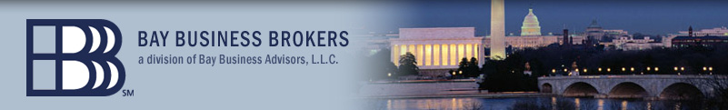 Calder Associates/Bay Business Brokers - Small Business for Sale - Richard Stopa Reston Virginia, Washington DC Metro Area, Northern Virginia